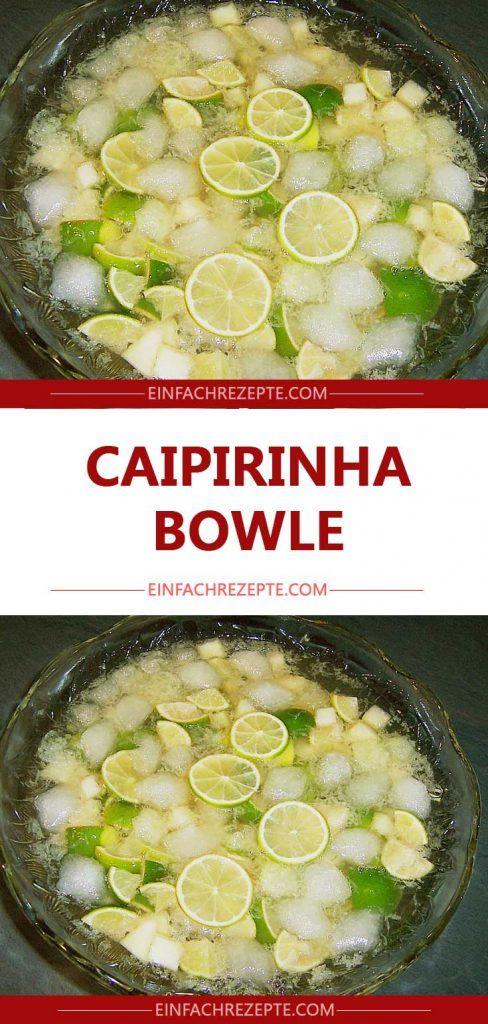 Caipirinha-Bowle