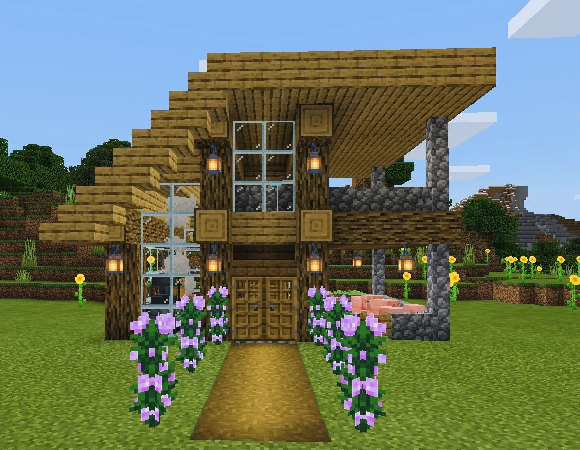 Basic Minecraft Survival House in 12  Minecraft houses survival