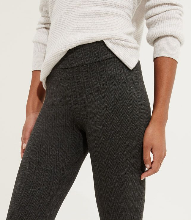 97e49247dfd6f Thumbnail Image of Color Swatch 6600 Image of Lou & Grey Houndstooth Ponte  Leggings