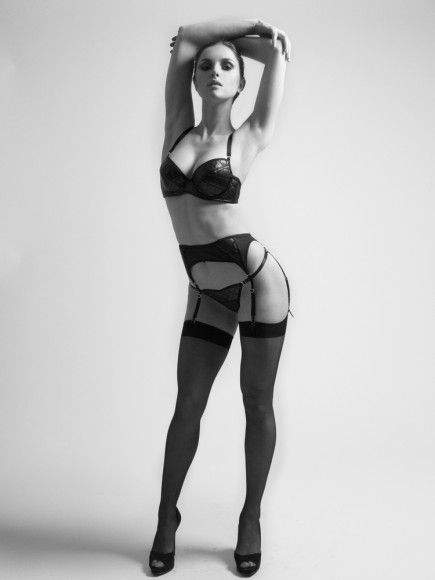 My latest on The Lingerie Addict! Featuring lots of luxury full bust brands this week.