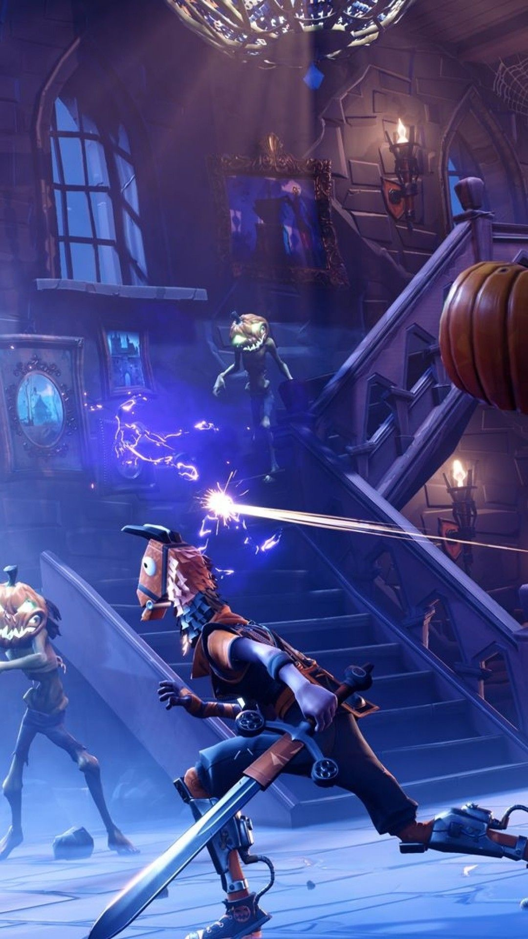 Cool Fortnite Background Season 8