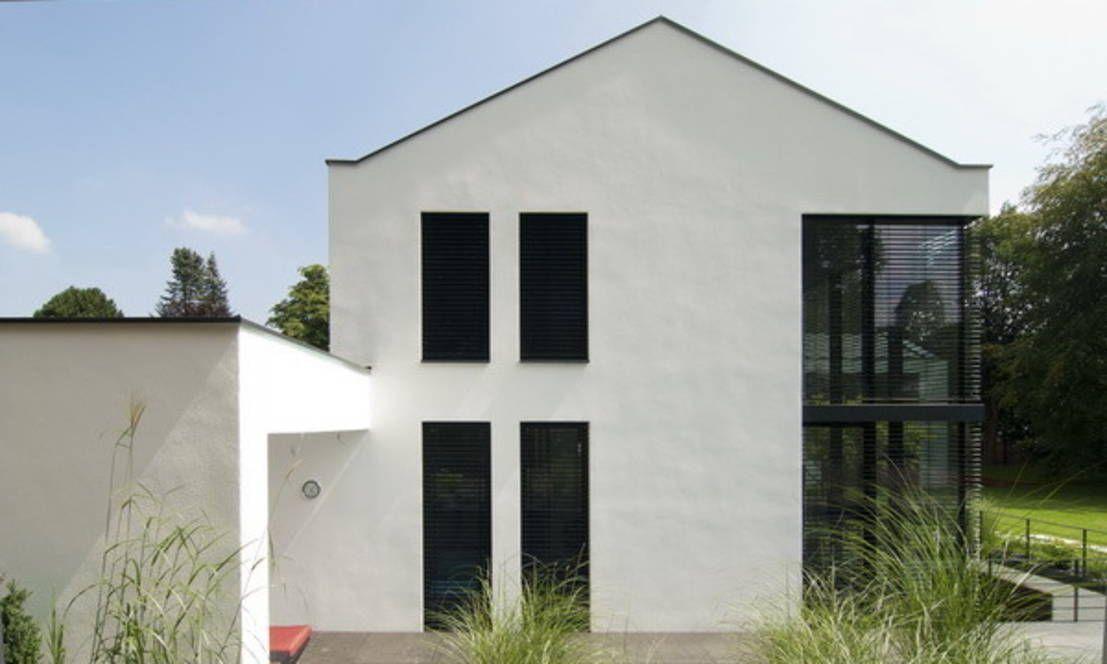 modernes wohnhaus im alpenvorland bauen wohnen pinterest haus wohnhaus und wohnen. Black Bedroom Furniture Sets. Home Design Ideas