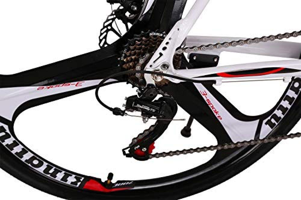 Download Superday Road Bike 700c 26 inch 3 Spoke Black Commuter ...