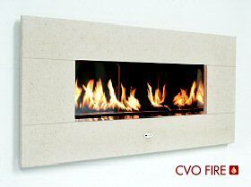 Gas fireplace and Contemporary gas fires