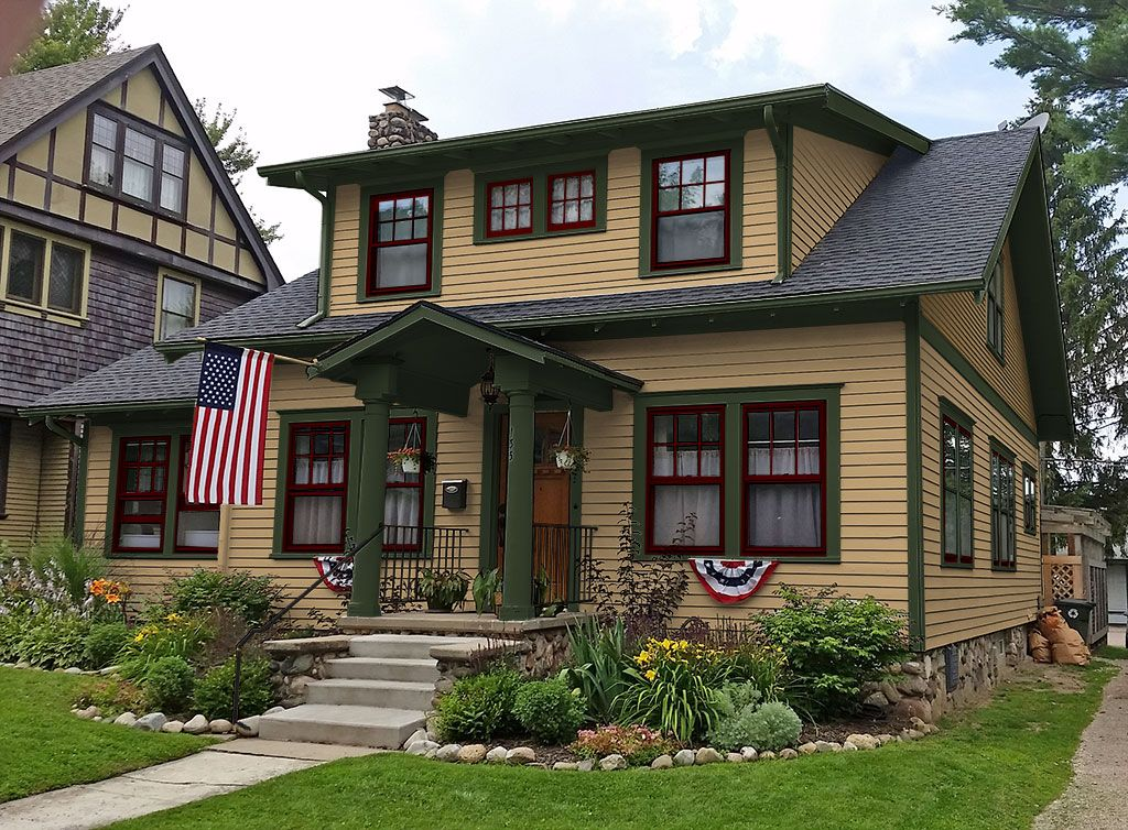 House · Paint Colors Craftsman Style Pictures Gallery