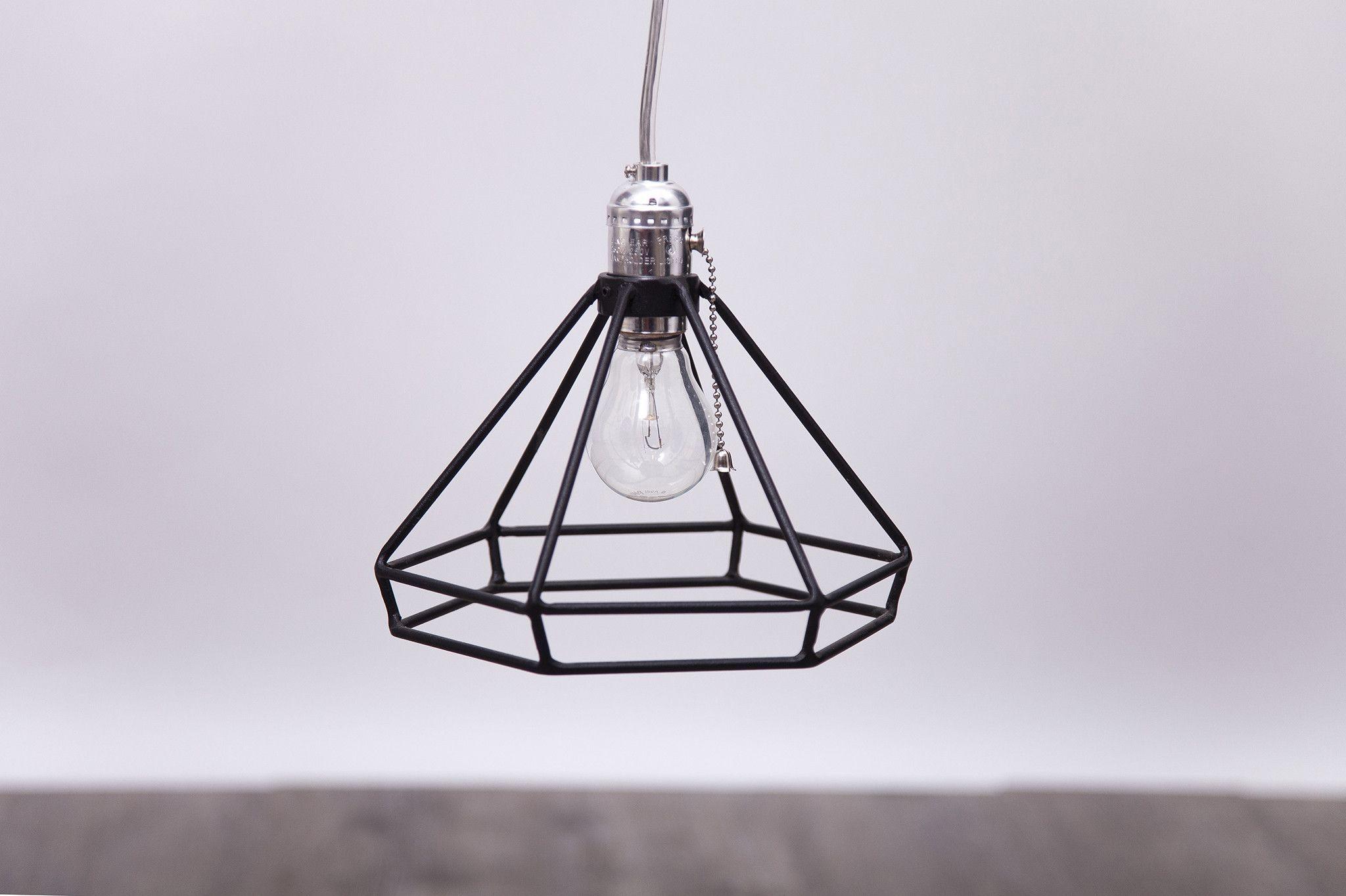 Lamp Steel T1