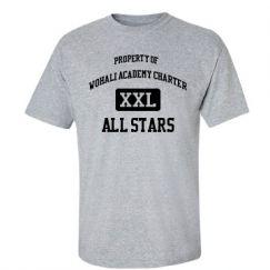 Wohali Academy Charter School - Travelers Rest, SC | Men's T-Shirts Start at $21.97
