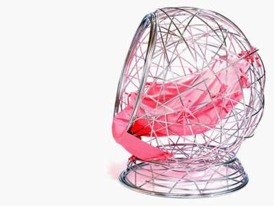 The Nest Chair By Kirv Features An Unconventional Aesthetic #fashion  Trendhunter.com