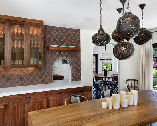 Amazing Moroccan Lanterns And Lamps With Good Looking Photo Prepossessing Spanish Dining Room Table 2018