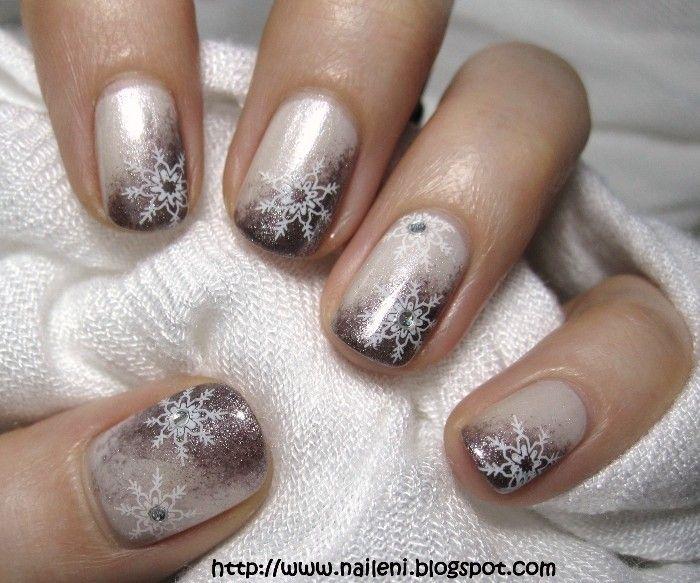 Photo of Nail design: fiocco di neve