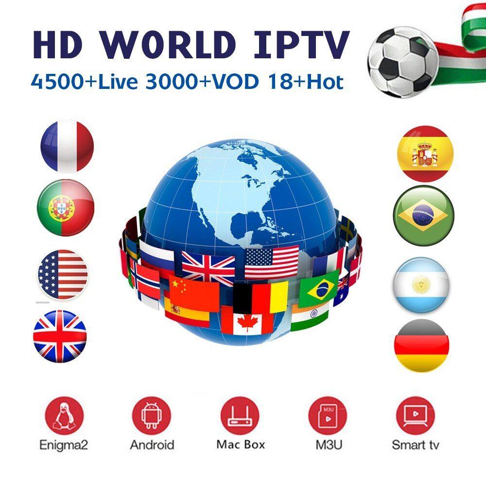 Spain IPTV Belgium IPTV Arabic IPTV Dutch IPTV Support