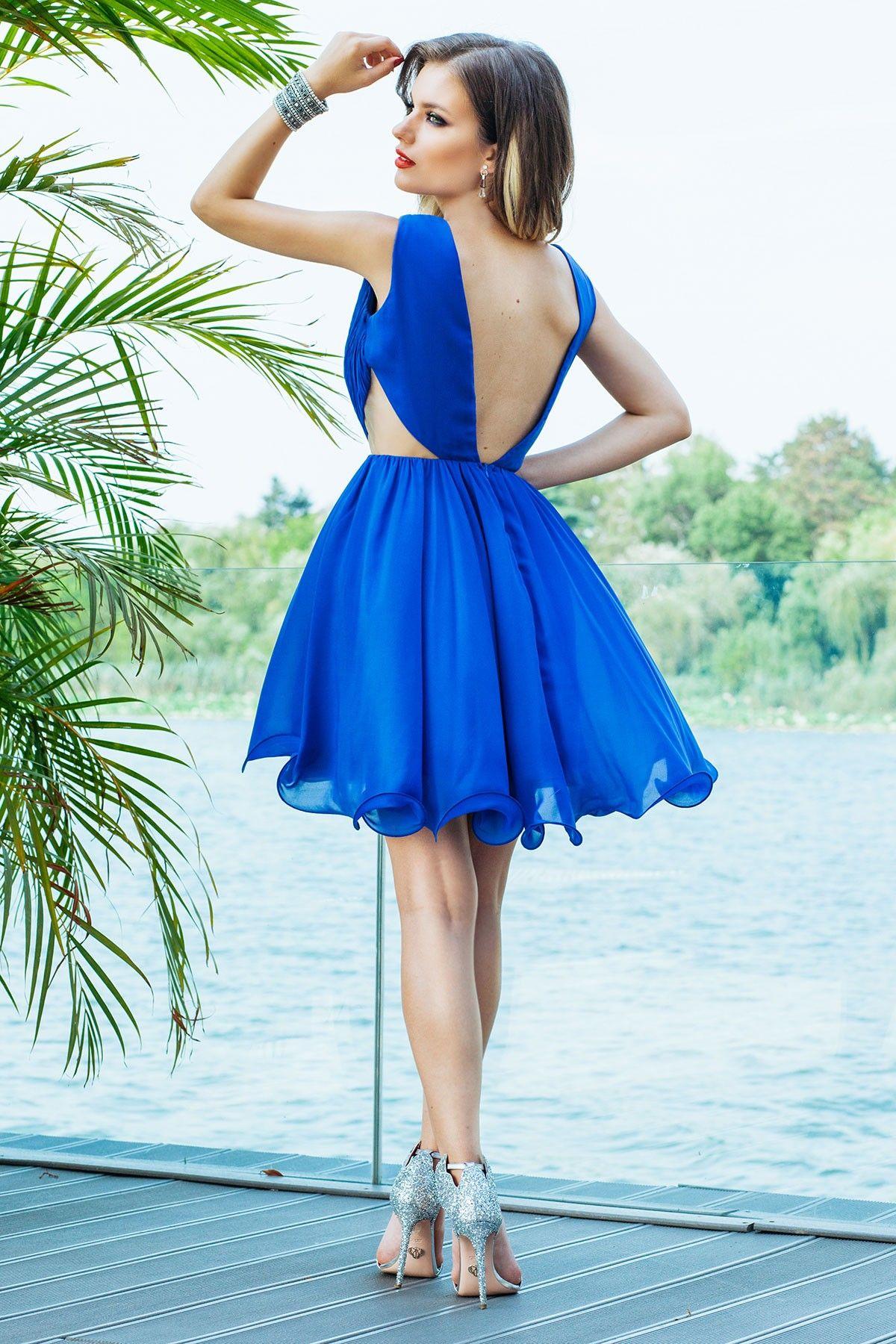 fabrică autentică sosește prețuri de vânzare cu amănuntul 7 modele de rochii scurte pentru banchet | Rochii, Modele și Ținute