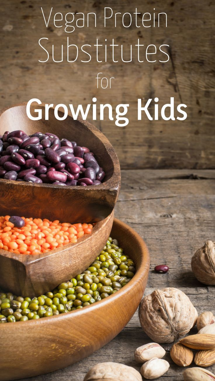 5 Vegan Protein Sources for Growing Kids Kid friendly