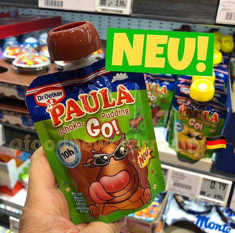 PAULA GO. Neu, foodnews, foodnewsgermany, foodnewsgermany