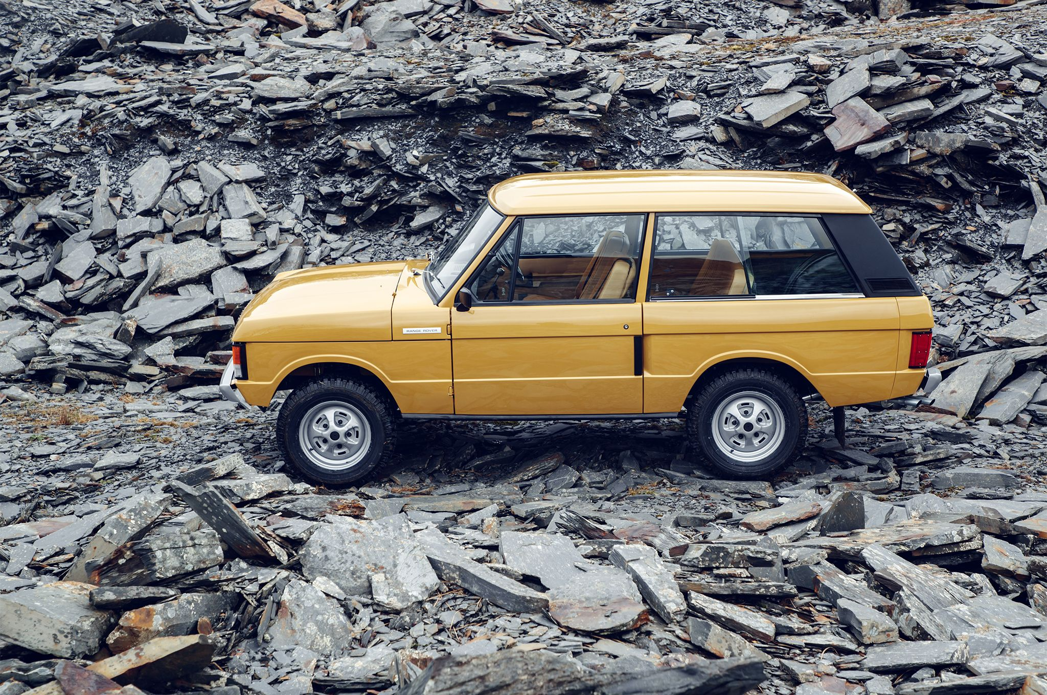 Should BMW restore an old car like Land Rover just did? - http://www ...