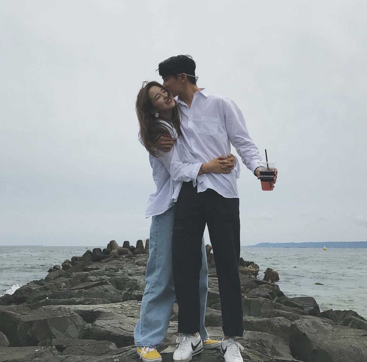 Pin by y on Couple. in 2019 | Pinterest | Ulzzang couple ...