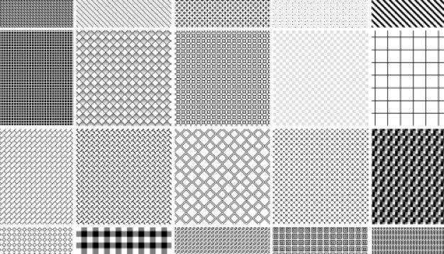 photoshop patterns pack