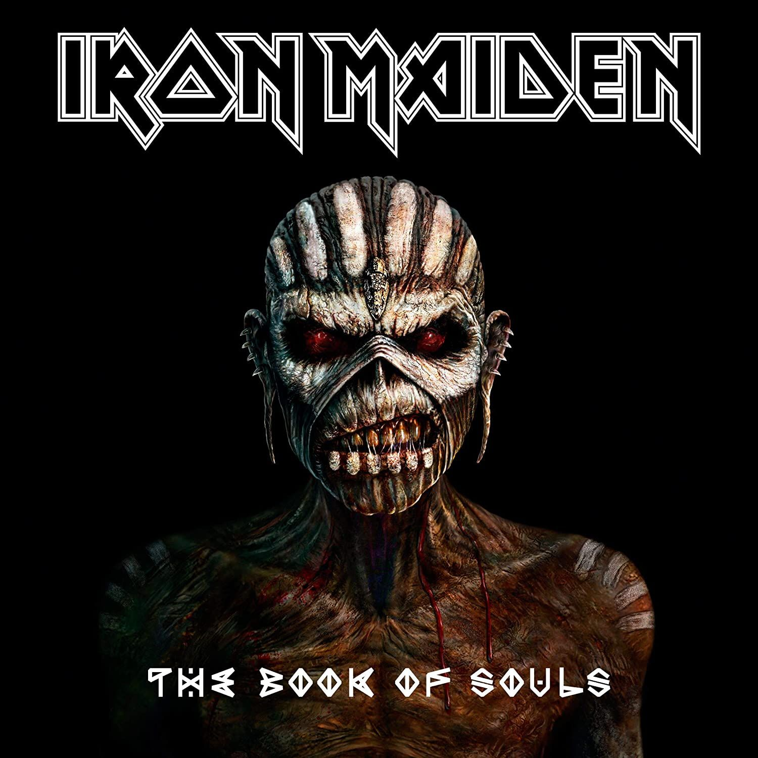 Iron Maiden The Book Of Souls 2 x CD SET