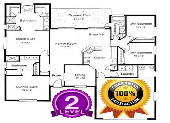 re draw Floor plan 2D using AutoCad by shaileshputhran 3D 2D