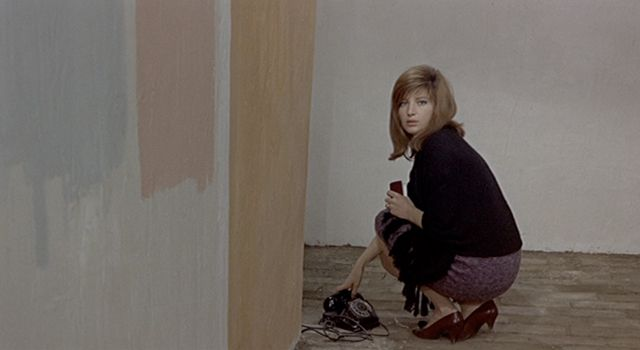 red desert antonioni essay As michelangelo antonioni's first color film, red desert continues the director's italian neorealist  a reprinted essay by antonioni on his use of color .