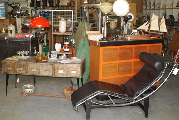 High Quality Vintage Industrial And Retro Furniture Warehouse, The Industrial Revolution,  South West Rocks NSW