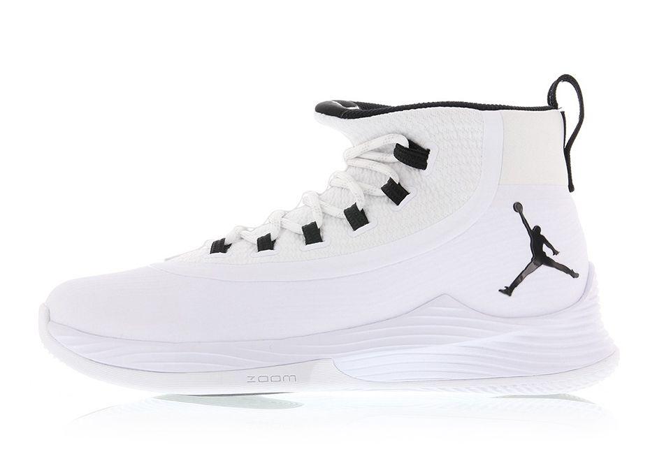 Jordan Ultra Fly 2 White Black 897998 111 Sneakernews Com Jordans Sneakers Converse Chuck Taylor High Top Sneaker