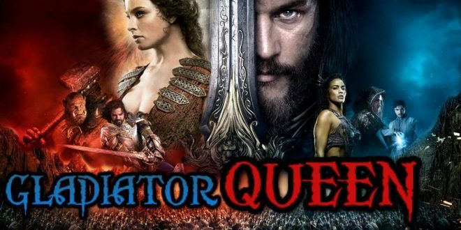 GLADIATOR QUEEN | Hollywood action movies, English drama movies, Action  movies