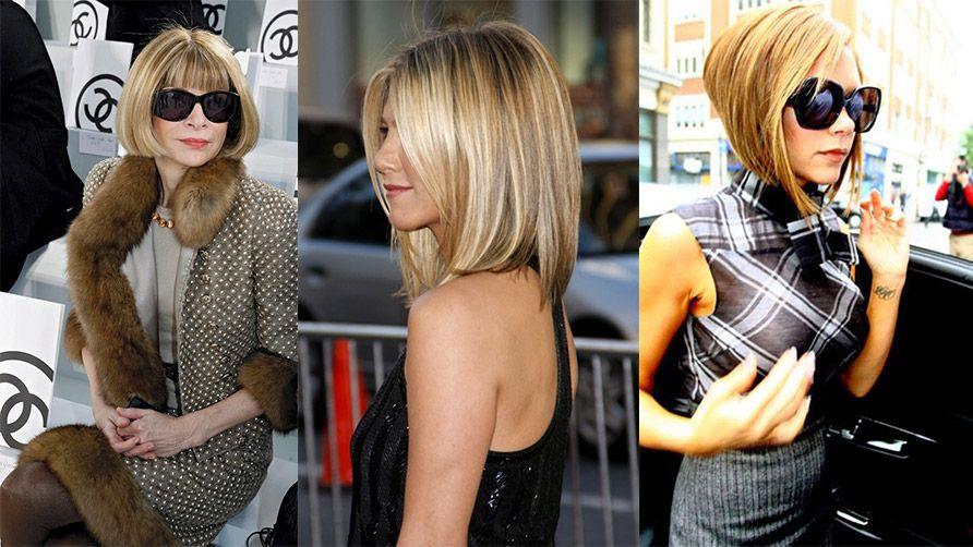 The bob haircut rose to popularity in the 1920s and is making a comeback in 2014. Here are some of the most popular bob hairstyles trending right now as seen on Pinterest.