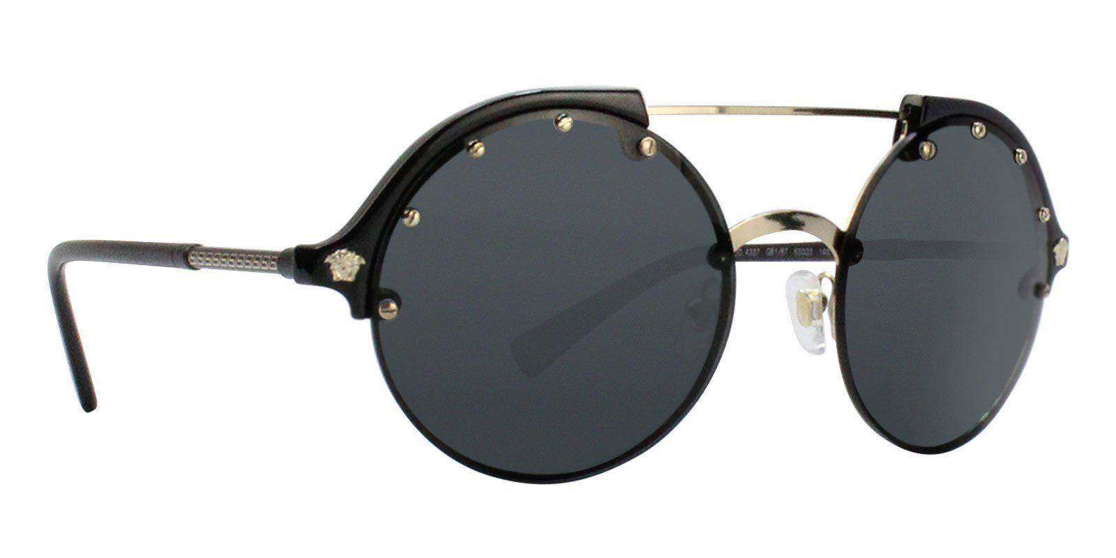28596e9452c36 Versace - VE4337 Black - Gray-sunglasses-Designer Eyes