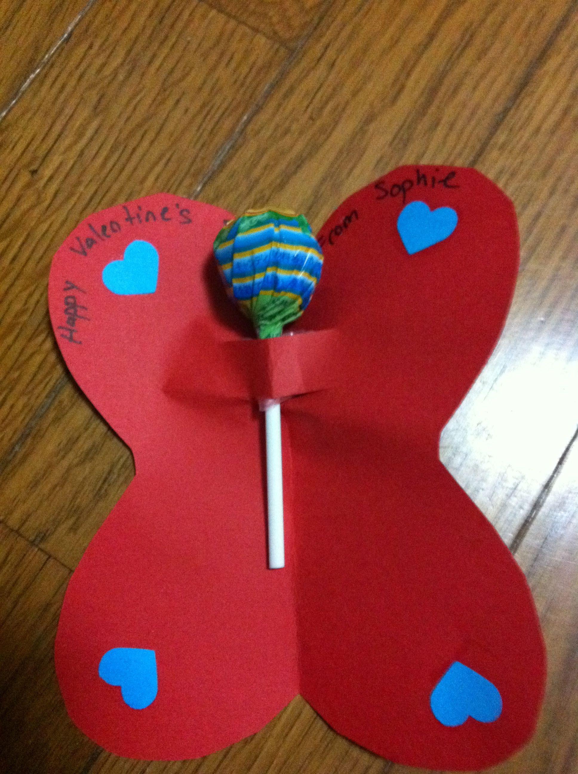 My valentine to 3rd graders.