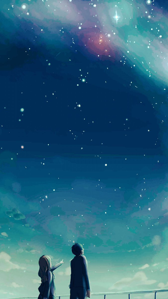 Pin By Arangergirl On Trippy Fantasies Your Lie In April Anime Scenery Anime Wallpaper
