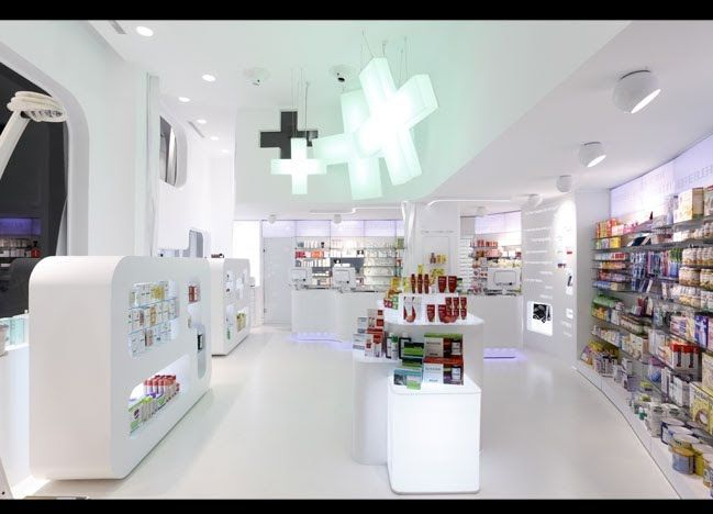 Pharmacy Design Ideas pharmacy in koukaki by klab architecture Modern Pharmacy Design Google Search