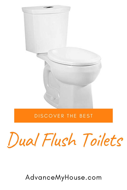 Best Dual Flush Toilet Top 5 Recommendations Dual Flush Toilet