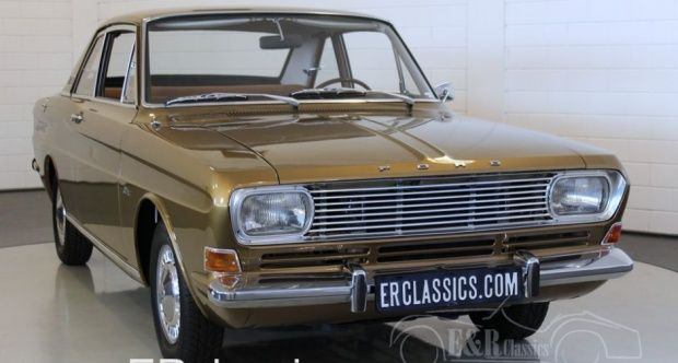 1969 Ford Taunus P6 15m Xl Coupe 1969 Body Off Restored Cars For Sale Classic Cars Ford