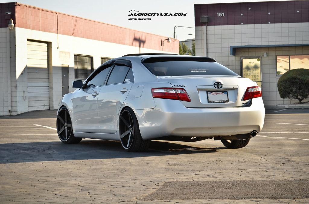 Photo 2 Toyota Camry Custom Wheels Giovanna Mecca 20x8.5, ET , Tire Size  235/30 R20. 20x10.0 ET 245/30 R20