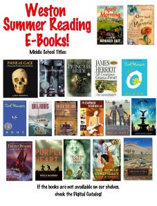 Summer reading books for college students