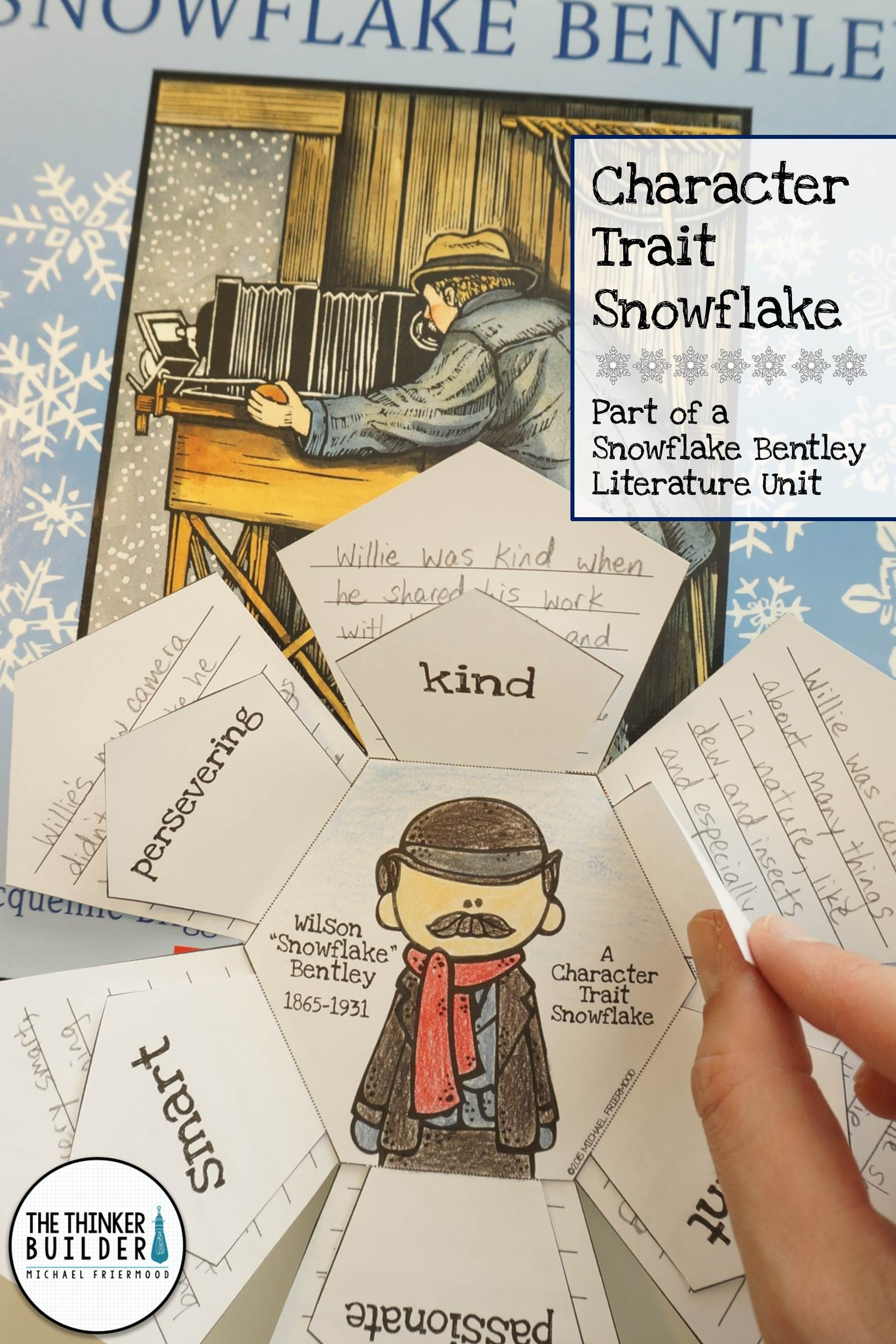 Snowflake Bentley Literature Unit My Favorite Read Alouds