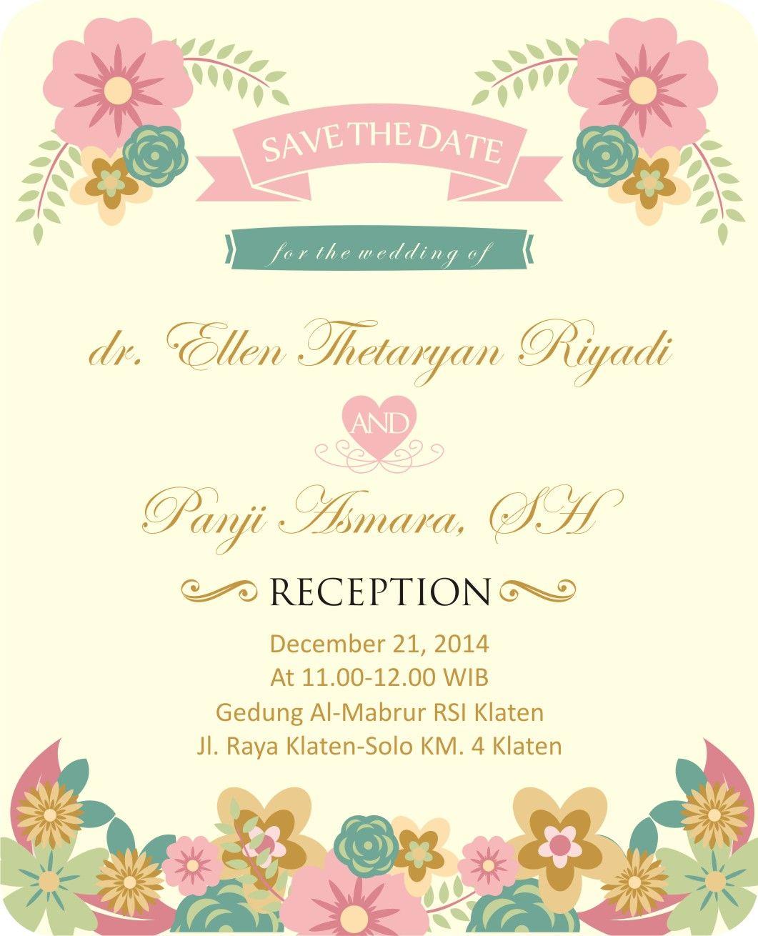 Wedding E Invitations: Online Wedding Invitation, E-invitation, Wedding Inviation