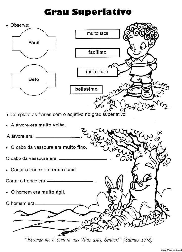 Atividades De Portugues 5 Ano Do Ensino Fundamental Para