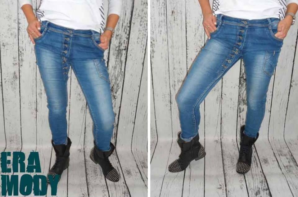Wloskie Jeansy Baggy Ozdobne Guziczki Hit Http Allegro Pl New Wyjatkowe Wloskie Jeansy Baggy Ozdobne Guziki I5052319943 Html Mom Jeans Pants Jeans