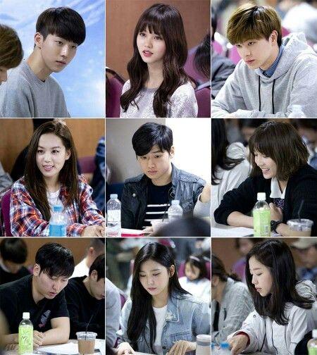 Картинки по запросу Who Are You - School 2015 cast