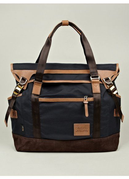 Master Piece bag (Japan) ~ These bags are super well made and always on point design-wise ~ Old Man Fancy.
