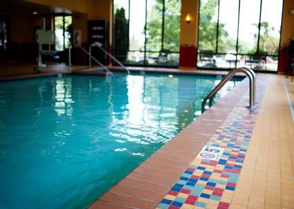 Hampton Inn Reading Wyomissing Hotel Pa Indoor Heated Pool Our In Have Never Made It To The Staff Is Very Nice And Helpful Z