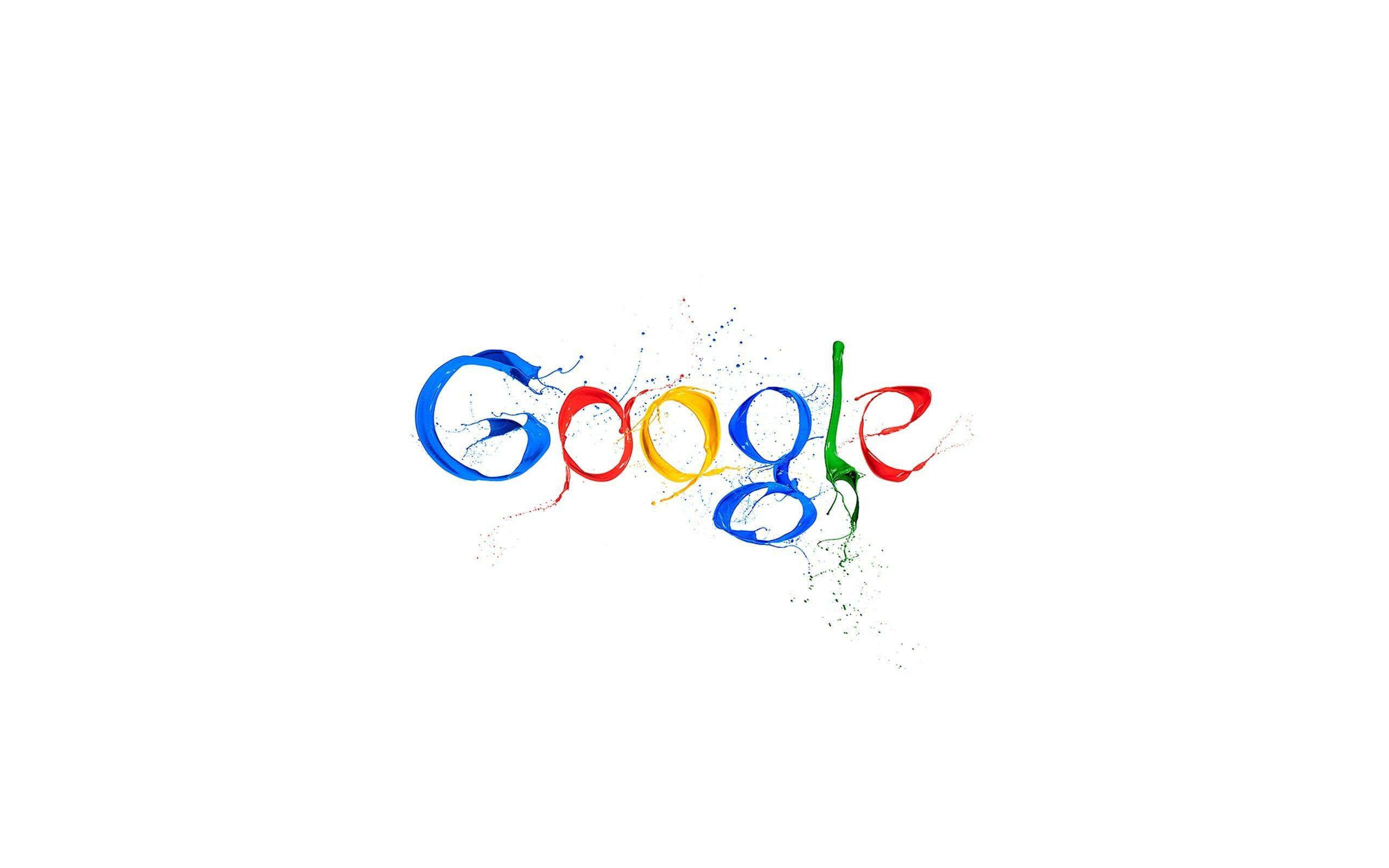 Paint Google Digital Art Logos White Background Wallpaper White Background Wallpaper Art Logo Google Logo