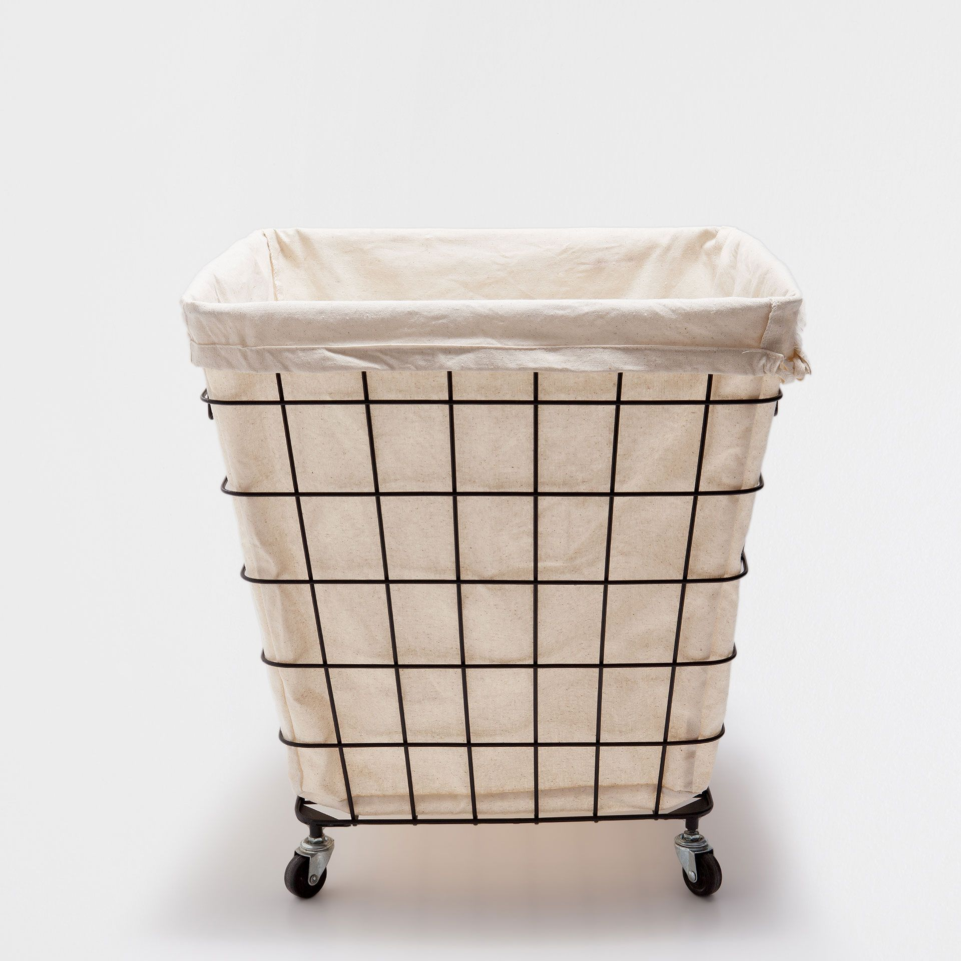 Wäschekorb Jysk Mesh Clothes Basket With Wheels Denenecek Projeler Clothes