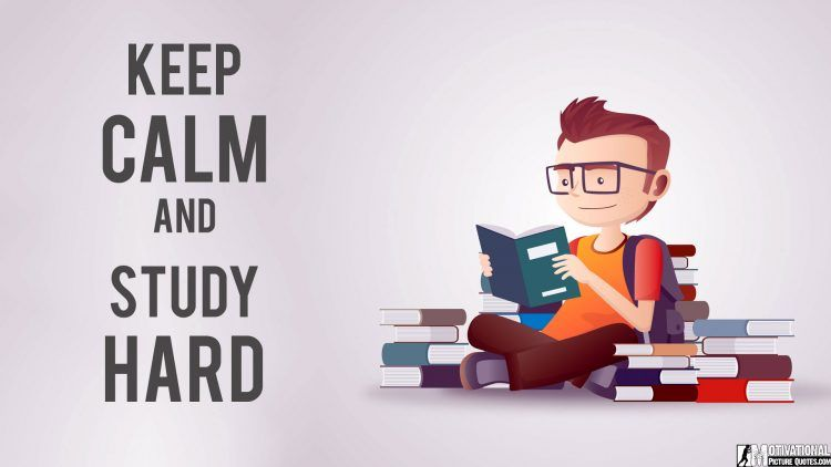 Study Wallpaper Hd Keep Calm And Study Hard Wallpapers Graphic
