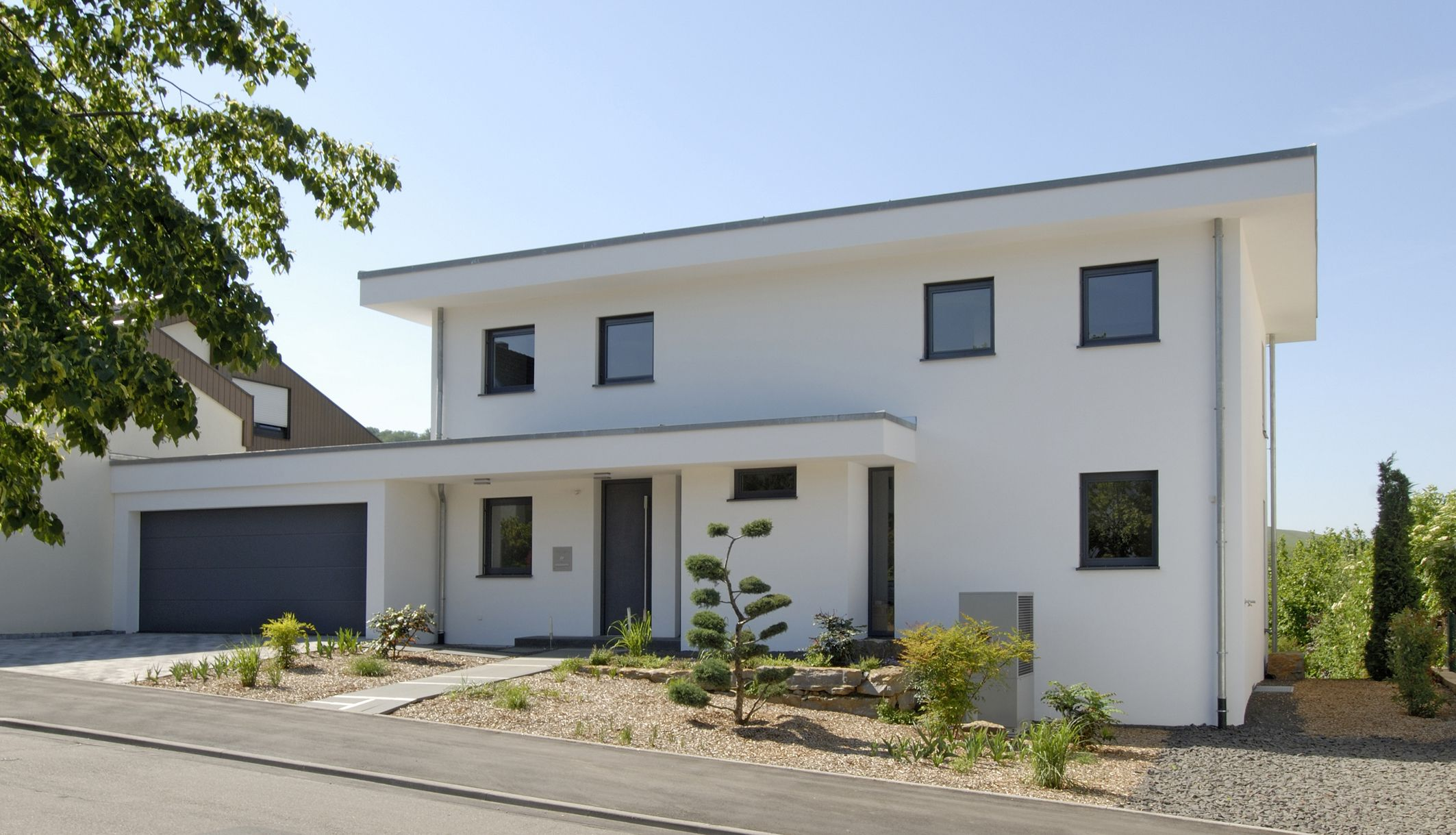 Haus Bauen Ideen Modern Demtigend Haus Modern Auf Moderne Welche