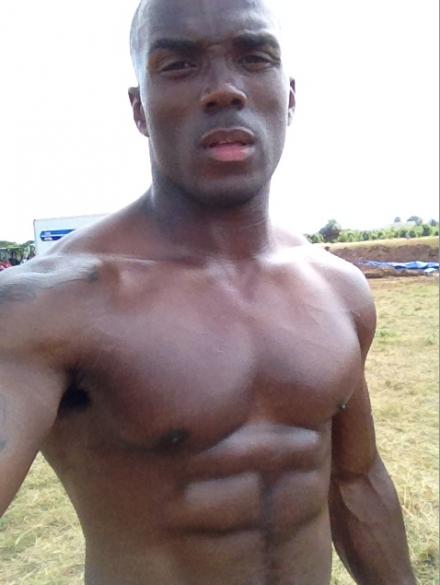 Black gay bare
