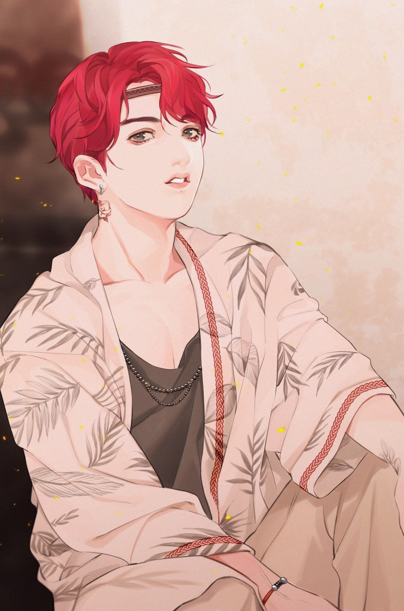 Jungkook Love Cre The Owner As Logo Bts Fanart Fan Art Anime