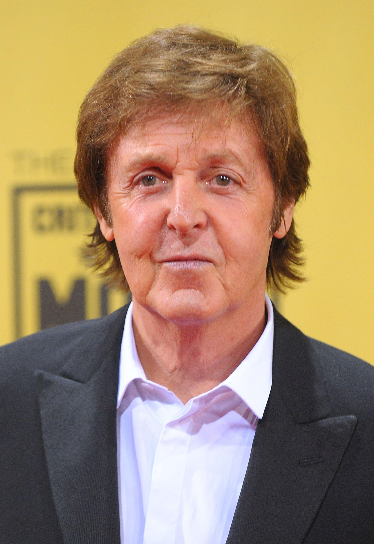 Paul McCartneySTILL One Attractive ManIn His 70s